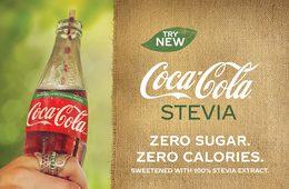 Coke stevia