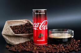 Coke with coffee comp