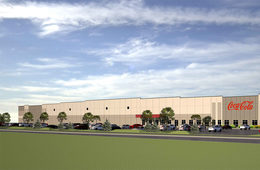 Whitestown facility rendering