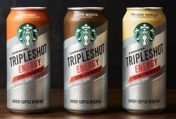 Starbucks Tripleshot Energy (Courtesy PepsiCo)