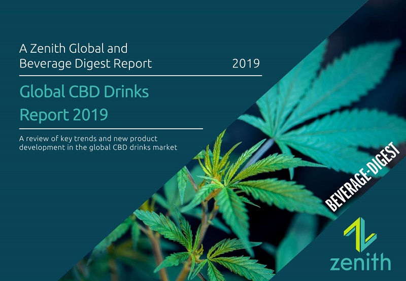 CBD Drinks Report Cover